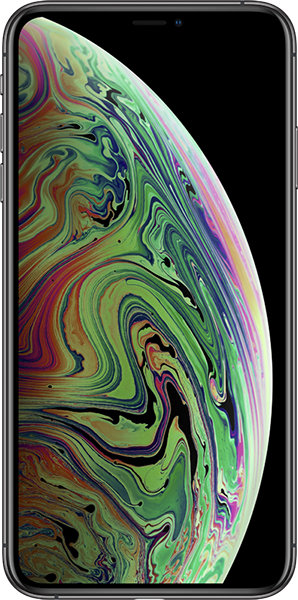 Apple iPhone XS Max 256 GB Space Grau