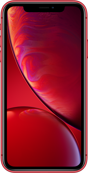 Apple iPhone XR 128 GB (PRODUCT) RED