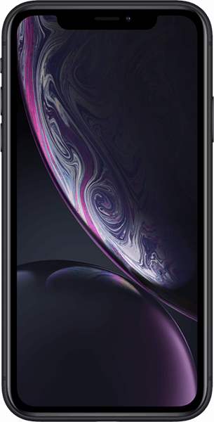 Apple iPhone XR 128 GB Schwarz